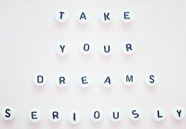 Take Care, Those Dreams